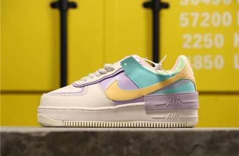 Nike Air Force 1 Low Easter Vibes Shadow Pale Ivory CI0919 101