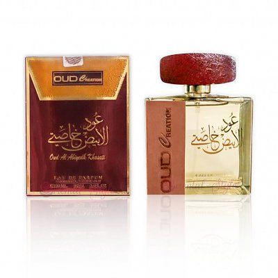 Oud Al Abiyedh Khasati Eau de Parfum Ard Al Zaafaran 100ml