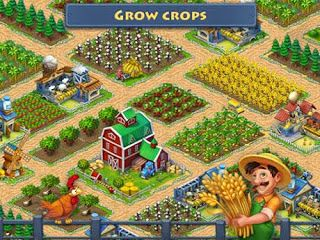 Township V 5 6 1 Apk Mod Free Download Apkfree177 Blogspot Com Apk Mod The Game Is Over Township Town Games