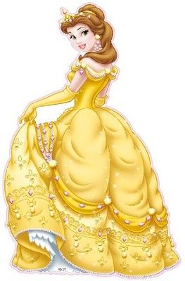 Princess Belle from Beauty and the Beast