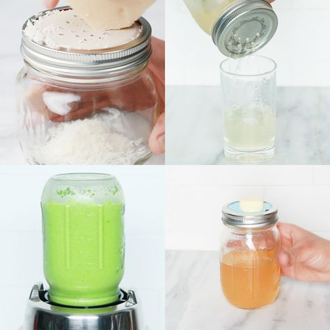 4 Clever Ways You Should Be Using Mason Jars