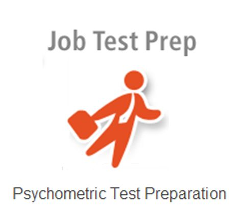 Job Test Prep- Psychometric Test Preparation Learning Resources - Job Test