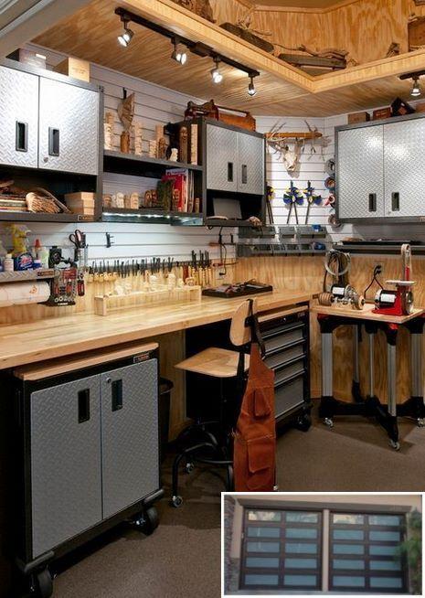Cabinet Storage Solutions For The Garage Unique Ideas Garagestorage Garagestoragecabinets Garage Organization Garage Decor Woodworking Shop Layout