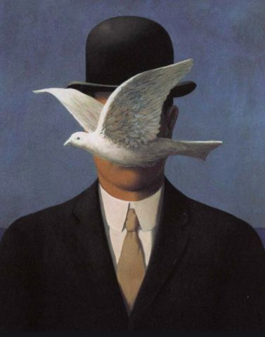 Check out Top 20 Most Famous Paintings by Rene Magritte. Rene Magritte was a Belgian Surrealist painter best known for creating witty and thought-provoking images. He would often use simple imagery to paint ordinary objects in unusual contexts. Famous Artists Paintings, Famous Artwork, Famous Portrait Artists, Famous Portraits, Oil Paintings, Rene Magritte, Pablo Picasso, Magritte Paintings, Surreal Artwork