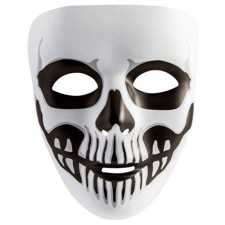 Party Occasions Skull Mask Skeleton Halloween Costume Skull