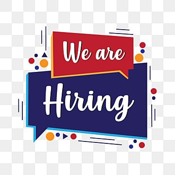 We Are Hiring Png Background Image Design We Are Hiring Png Images We Are Hiring Vector Were Hiring Png Png And Vector With Transparent Background For Free D Hiring Poster We