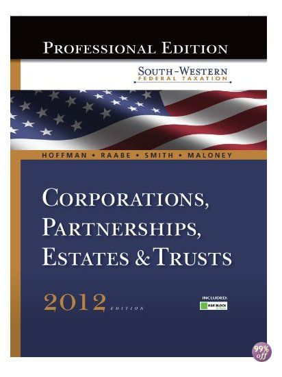 chapter 6 solution manual south western federal tax 2012