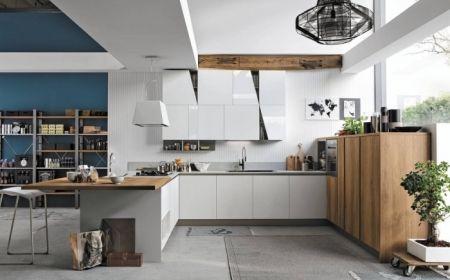 1001 Modeles Impressionnants De La Cuisine En U Cuisine En U Cuisine Petit Espace Et Cuisine Moderne