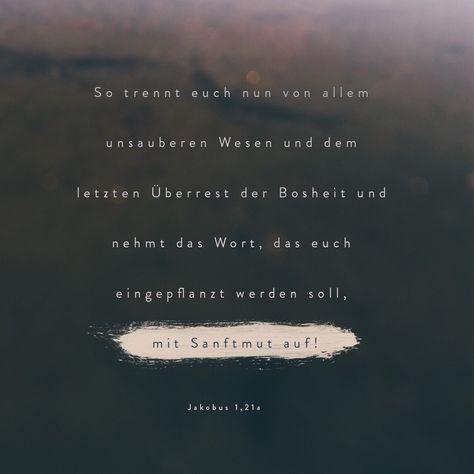 Jakobus 1:21 NGU2011