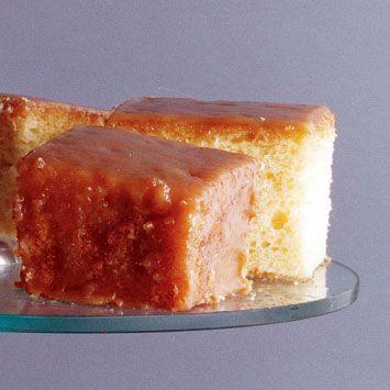 Caramel Cake Recipe  | Epicurious.com