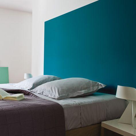 Chambre Parentale / Inspiration / Couleur / Peindre Le Mur De La