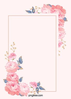 Pink Wedding Welcome Poster Signboard Background Di 2020 Seni