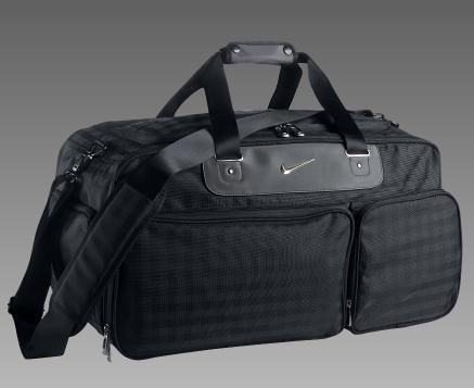 Nike Departure Large Golf Duffle Bag Bags