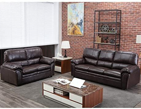 Modern Leather Loveseats For Small Spaces Living Room Sofa Best Living Room Design Leather Sofa Set
