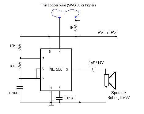 Pin auf 555 Ne Pin Diagram on
