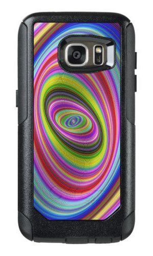 sports shoes 8e43b 611e7 Hypnosis Abstract Art OtterBox Defender Samsung Galaxy S8 Case ...