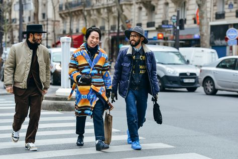 Tommy Ton in Paris: Street Style at the Fall '15 Men's Shows