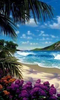 Top 10 Tropical Islands Of The World To Visit Beach Wallpaper Beach Scene Wallpaper Beach Pictures Wallpaper