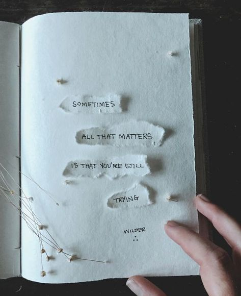 """""""Sometimes all that matters is that you are still trying."""" #MotivationalQuotes #PersistanceQuotes #LifeQuotes #LifeGoals #PositiveQuotes"""
