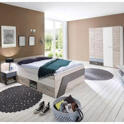 Reduced Children Youth Rooms Children 039 S Room Set With Bed 140 200 Cm For Boys In Sand Oak In 2020 Bedroom Sets Furniture King King Bedroom Sets Bedroom Sets
