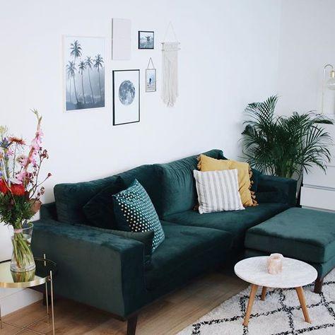 Divano Velluto Verde.Divano Nuovo Si Ma In Velluto Soggiorno Living Room