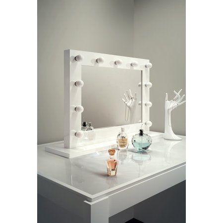 Home Dressing Room Mirror Vanity Mirror White Vanity Mirror