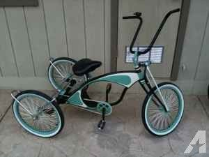 Custom Lowrider Bikes Custom Rat Rod Lowrider Bike Esparto