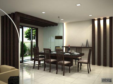 dining room decorating ideas apartment | dekorasi rumah
