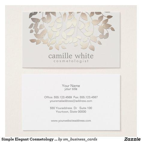Fashion Designer Business Cards Zazzle Com