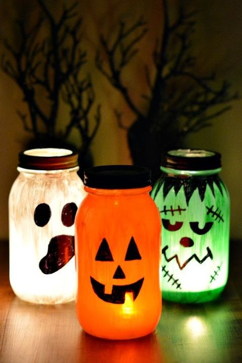 55 Easy DIY Halloween Decorations That Are Wickedly Creative These trendy DIY and Craft ideas would gain you amazing compliments. Check out our gallery for more ideas these are trendy this year.