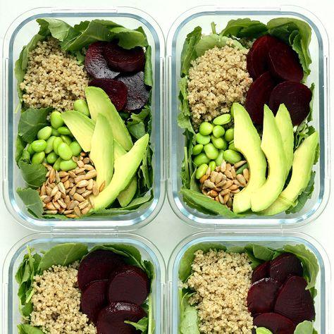 Vegan Superfood Grain Bowls