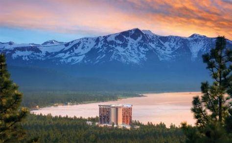 Hotely - MontBleu Resort Lake Tahoe Stateline