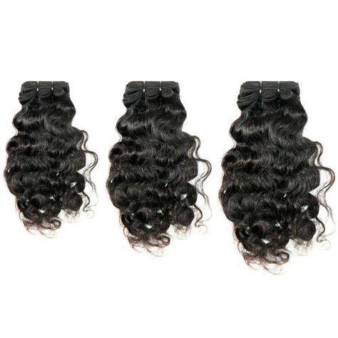 Curly Indian Hair Bundle Deal - 14/16/18 bundle deal