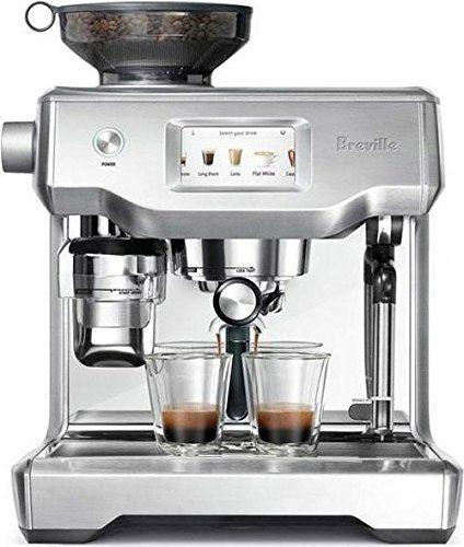 Breville Oracle Touch Bes990bss Espresso Machine Breville Https Www Amazon Com Dp Breville Espresso Machine Home Espresso Machine Automatic Espresso Machine