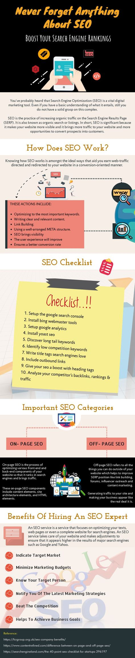 SEO Strategies for 2019