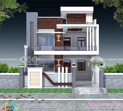 Image Result For 20 By 50 House Designs Kerala House Design Duplex House Design Bungalow House Design