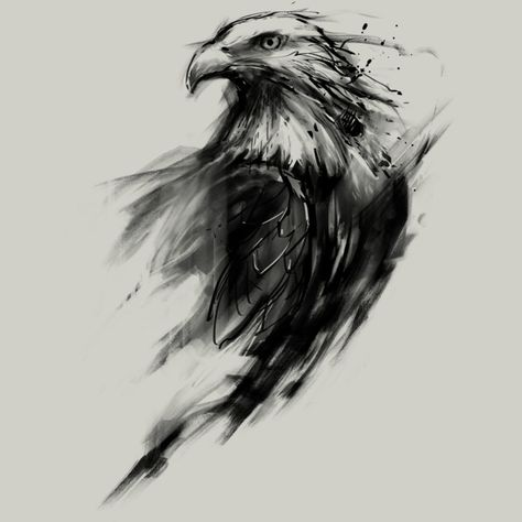 Top Tattoo Style Ideas Eagle Tattoo for Men and Women from Traditional Black and Grey Designs to Colorful Image