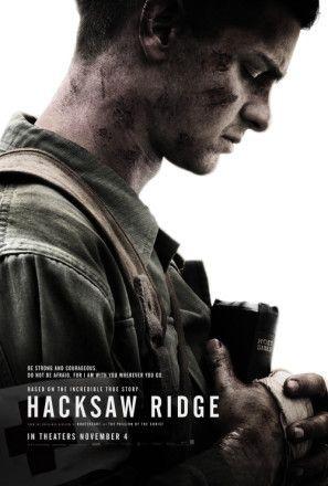 Hacksaw Ridge Poster Id 1422869 Hacksaw Ridge Movie Movie Posters Hacksaw Ridge