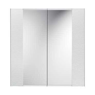 Lot 2 Portes Coulissantes 667892 En 2020 Porte Coulissante Dressing Conforama Miroir Pas Cher