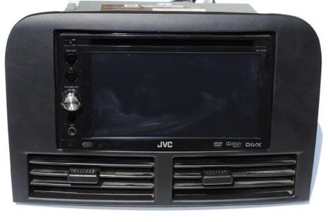 Jeep Grand Cherokee Wj 2002 2004 Double Din Aftermarket Radio