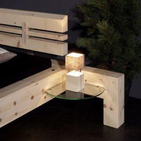 Bett Khur Arve Zirbe Sprenger Mobel Bett Diy Mobel Holz Und