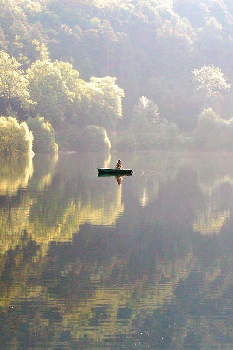 Lone Fishermanby (miss_L)