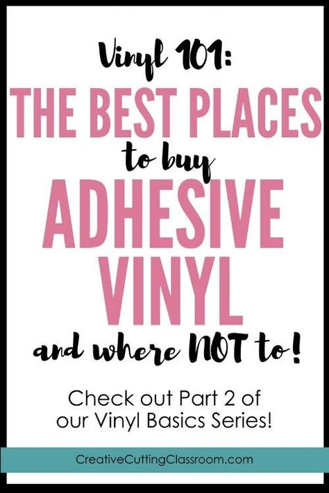 Vinyl 101: The Best Places to Buy Vinyl (and Where I Avoid!) — Creative Cutting Classroom