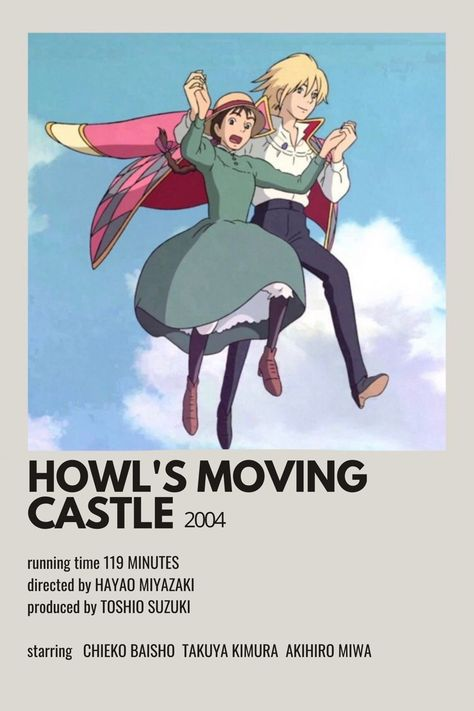howl's moving castle by Marti