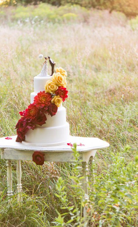 Wanderlust Themed Wedding Style