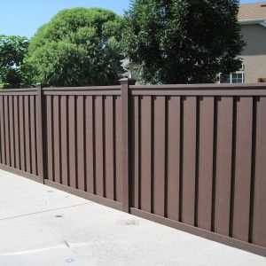 Trex Wood Alternative Fence Woodland Brown Fence Panels Garden Fence Paint Wood Plastic Composite