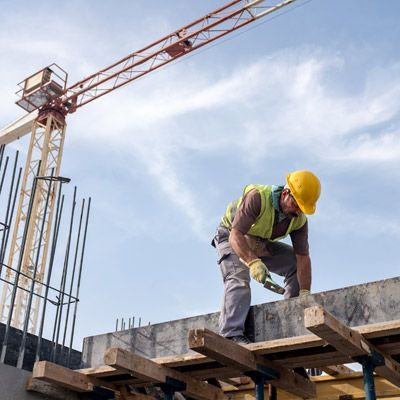 According To The Bureau Of Labor Statistics Bls Contract Workers Are Some Of The Most Vulnerable Employees In The Workplace T Construction Worker Civil Engineering Construction