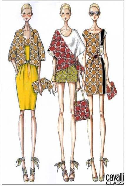 23+ Ideas fashion sketchbook dress