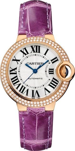 Cartier Ballon Bleu We902066 In 2020 Gold Watch Cartier Ballon