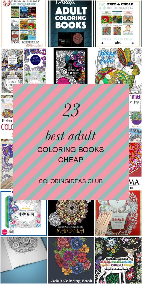 Get Information About 23 Best Adult Coloring Books Cheap Get This Stunning Coloringpagesforadult Adult Coloring Supplies Adult Coloring Books Coloring Books